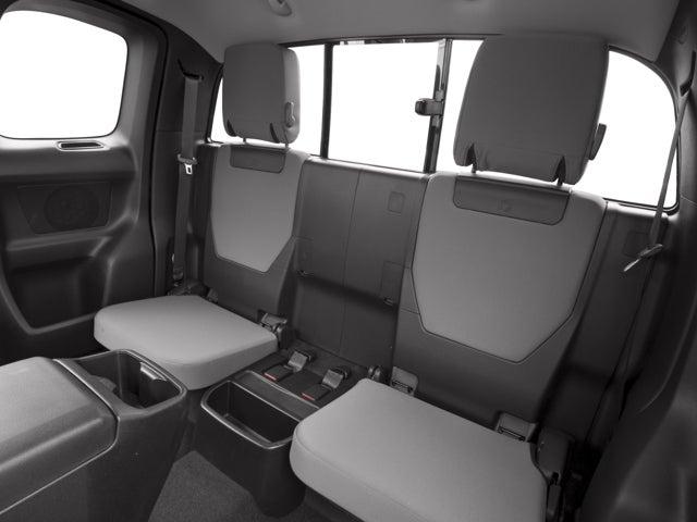 Tacoma Access Cab >> 2017 Toyota Tacoma Sr5 Access Cab 6 Bed V6 4x4 At